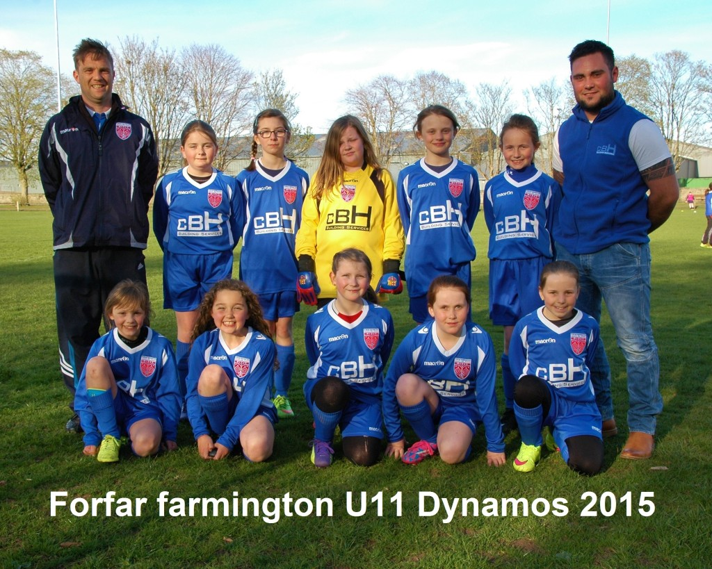 U11 Dynamos
