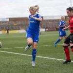 - Forfar Farmington v Rangers Ladies in the Scottish Womens' Premier League at Station Park, Forfar    - © David Young - www.davidyoungphoto.co.uk - email: davidyoungphoto@gmail.com