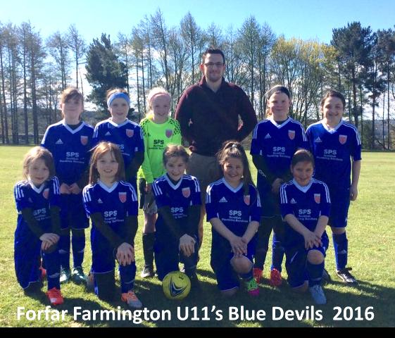 FFU11 Blue Devils